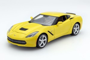 Chevrolet Corvette C7 Stingray 2014 Maisto 1:18