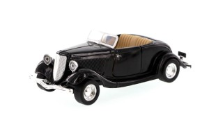Ford Coupe Convertible 1934 Motor Max 1:24