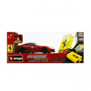 Infrared Key Racers Ferrari Race & Play Bburago