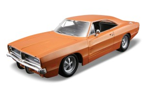 Dodge Charger R/T 1969 Maisto KIT 1:25