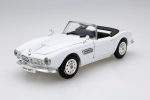 BMW 507 Roadster 1958 Motor Max 1:24