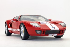 Ford GT Concept 2004 Motor Max 1:12