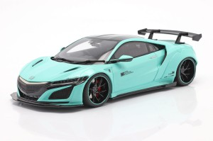 Honda NSX Customized car by LB-Works 2017 GT Spirit 1:18