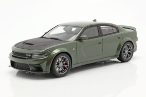 Dodge Charger SRT Hellcat Widebody F8 2020 GT Spirit 1:18