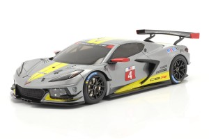 Chevrolet Corvette C8.R #4 Presentation Car 2020 GT Spirit 1:18
