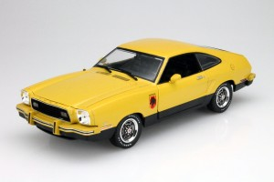 Ford Mustang II Stallion 1976 Greenlight 1:18
