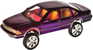 Chevrolet Caprice 1993 High Rider Motor Max 1:24