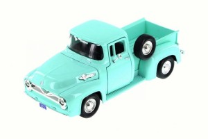 Ford Usa F-100 Pick-Up 1955 Motor Max 1:24