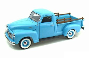 GMC Pickup 1950 Lucky Diecast 1:18