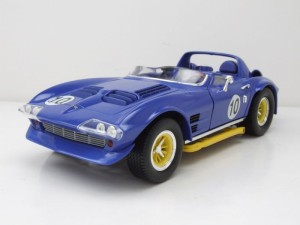 Chevrolet Corvette Grand Sport Roadster 1964 Lucky Diecast 1:18