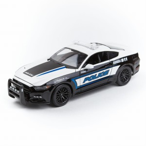 Ford Mustang GT Police 2015 Maisto 1:18