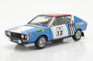 Renault R17 Gordini #12 Winner Rallye Press-on-Regardless 1974 Solido 1:18