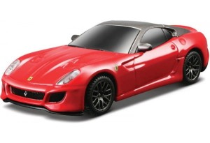 Ferrari 599 GTO Light and Sound Bburago 1:43