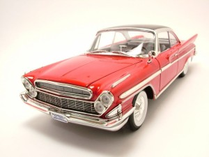 Desoto Adventurer Coupe 1961 Lucky Diecast 1:18