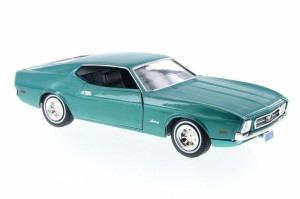 Ford Mustang Sportsroof 1971 Motor Max 1:24