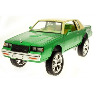 Buick Regal 1987 High Rider Motor Max 1:24