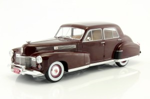 Cadillac Fleetwood Series 60 Special Sedan 1941 MCG 1:18