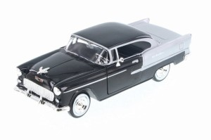 Chevrolet Bel Air Hard Top 1955 Motor Max 1:24