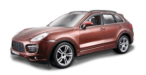 Porsche Cayenne Turbo Bburago KIT 1:24