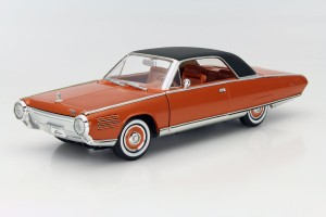 Chrysler Turbine 1963 Lucky Diecast 1:18