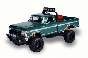 Ford F-150 Pick Up Off-Road 1979 Motor Max 1:24