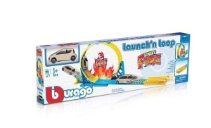 Street Fire Launch'n loop Bburago