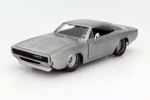Dodge Charger R/T - Dom Jada Toys 1:24