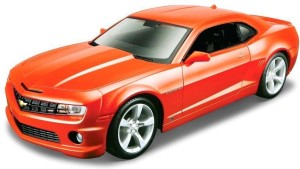 Chevrolet Camaro SS RS 2010 Maisto KIT 1:24