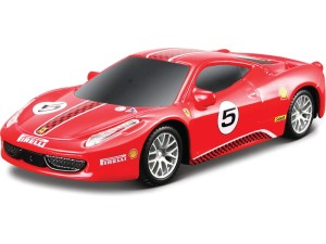 Ferrari 458 Challenge Light and Sound Bburago 1:43