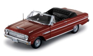 Ford Falcon Futura Convertible 1963 Sun Star 1:18
