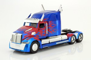 Western Star 5700 XE Phantom - Optimus Prime Jada Toys 1:24
