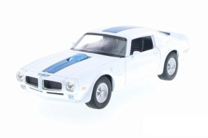 Pontiac Firebird Trans Am 1972 Welly 1:18