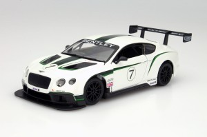 Bentley Continental GT3  Bburago 1:24