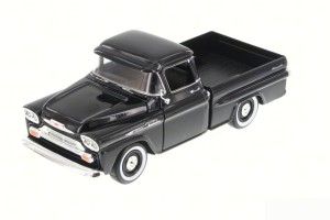 Chevrolet Apache Fleetside Pickup 1958 Motor Max 1:24