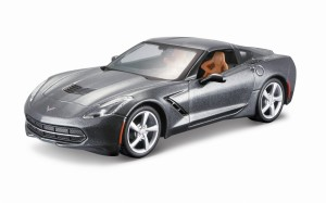 Chevrolet Corvette Stingray Coupe 2014 Maisto KIT 1:24
