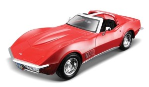 Chevrolet Corvette 1970 Maisto KIT 1:24