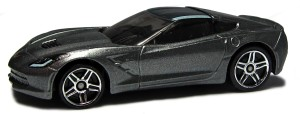 Chevrolet Corvette Stingray 2014 Bburago 1:43