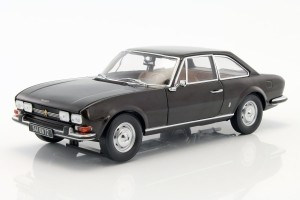Peugeot 504 Coupe (1973) Norev 1:18