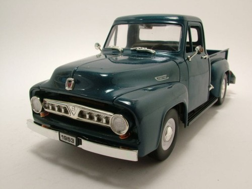 92148DBU Ford F-100 Pick up 1953 Lucky Diecast 1:18