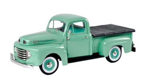 92218Gr Ford F-1 Pick Up 1948 Lucky Diecast 1:18